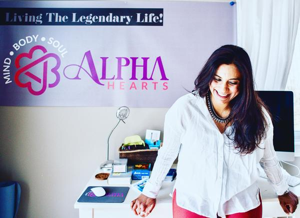 What is Alpha Hearts? Get to Know the Woman Behind the Magic