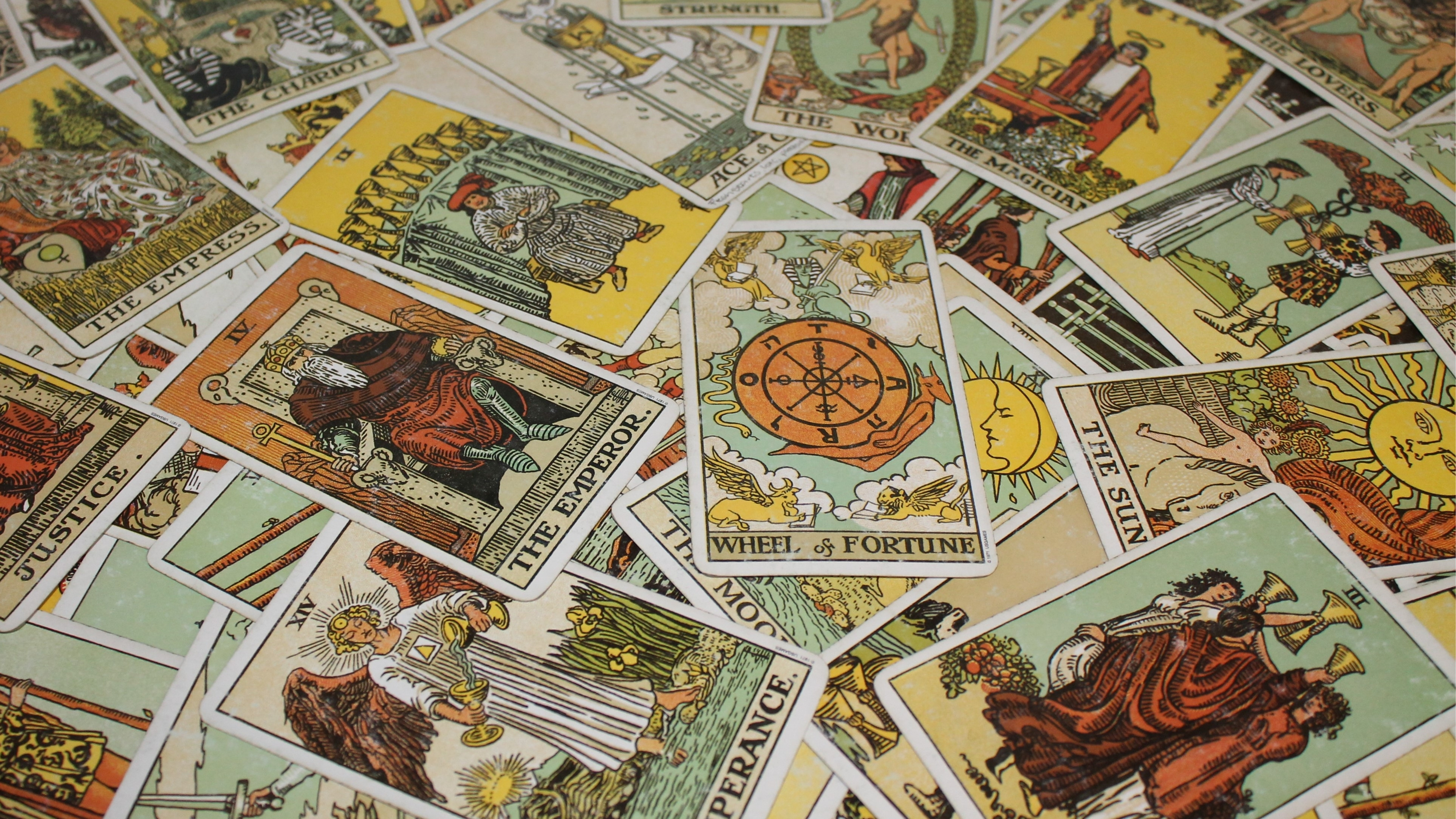 Tarot 101: Divining Wisdom throughout the Ages